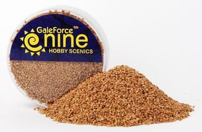 Hobby Round: Medium Basing Grit - Gale Force 9