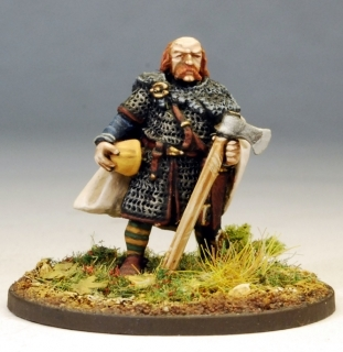 Anglo-Danish Warlord A - SAGA - Anglodänen