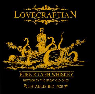 R'Lyeh Whiskey - Men - L - Shirt