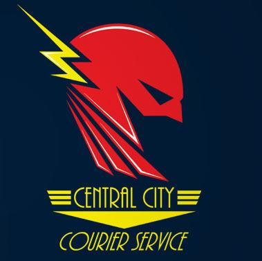 Central City Courier Service - Women - S - Shirt