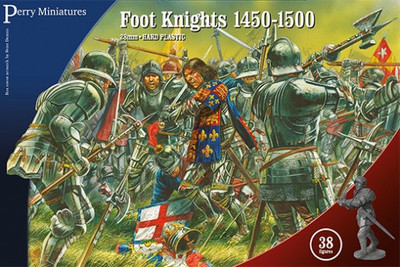 Foot Knights 1450-1500 - Perry Miniatures