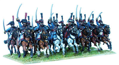 French Hussars 1792-1815 - Perry Miniatures