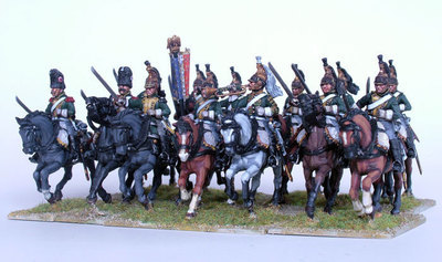 French Dragoons 1812-1815 - Perry Miniatures
