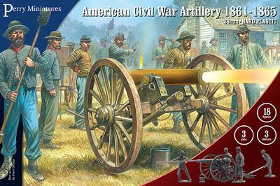 American Civil War Artillery 1861-65 - Perry Miniatures