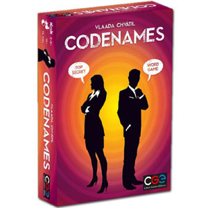 Codenames - Wort-Partyspiel - Heidelberger