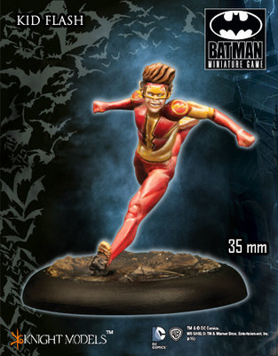 Flash Kid DC Comics - Batman Miniature Game