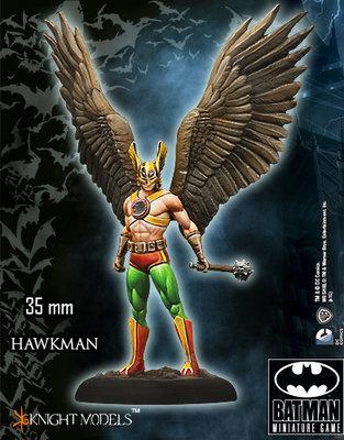 Hawkman DC Comics - Batman Miniature Game