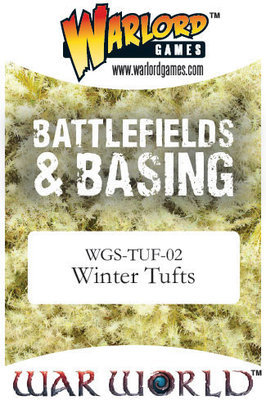 Winter Tufts - Warlord Games