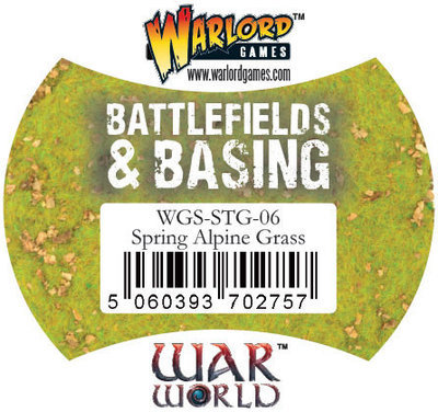 Spring Alpine Grass (180ml) - Warlord Games