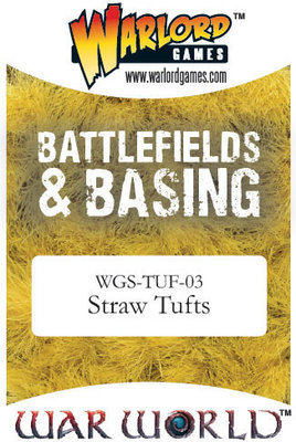 Straw Tufts - Warlord Games