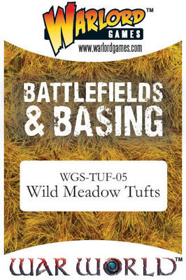 Wild Meadow Tufts - Warlord Games