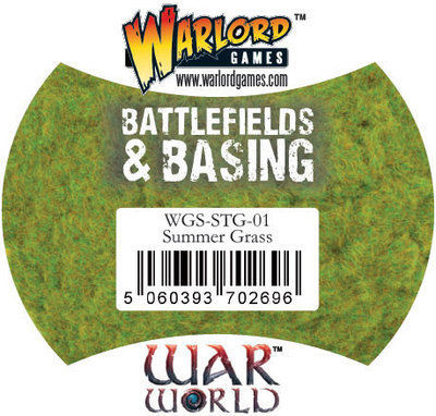 Summer Grass (500ml) - Warlord Games