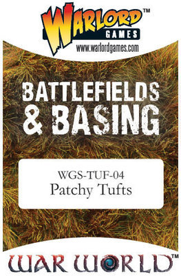 Patchy Tufts - Warlord Games