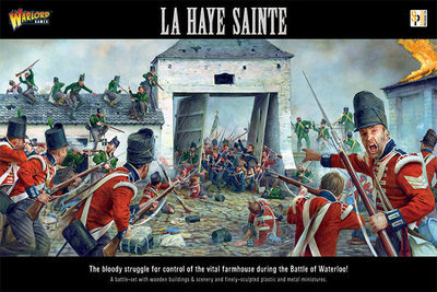 La Haye Sainte - Waterloo - Warlord Games