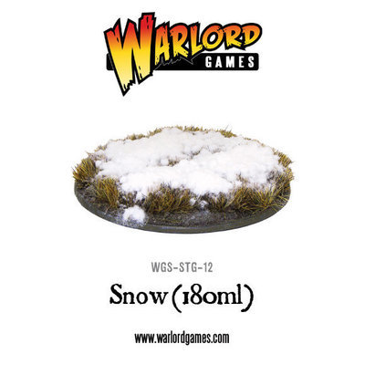 Snow (180ml) - Warlord Games