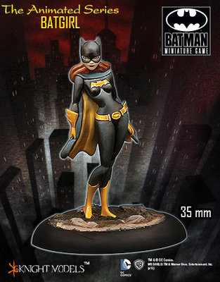 Animated Series: Batgirl - Batman Miniature Game