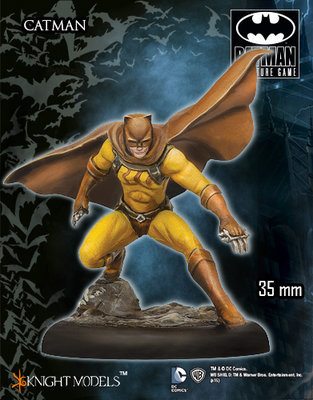 Catman - Batman Miniature Game