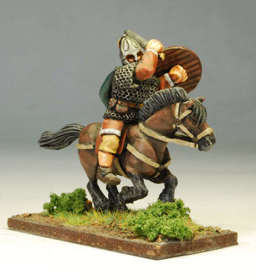 Welsh Warlord (Mounted)  - SAGA - Waliser