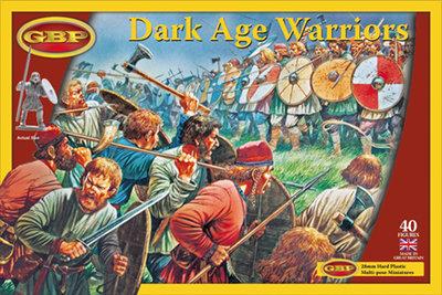 Dark Age Warriors - SAGA - Gripping Beast