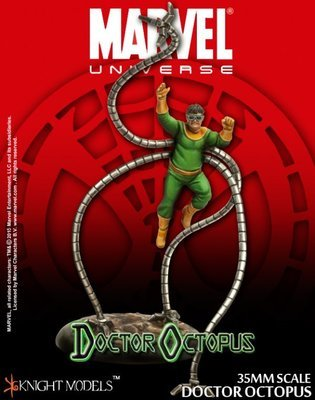 Doctor Octopus (Classic) - Marvel Knights Miniature