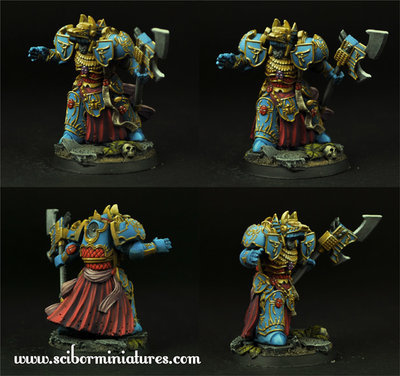 Egyptian SF Warrior #3 - Scibor Miniatures