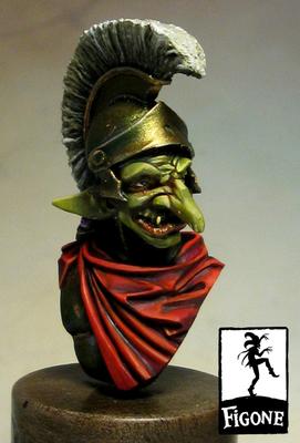 Verduricchio – Primurion Goblin (43 mm) - Figone