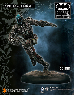Arkham Knight - Batman Miniature Game