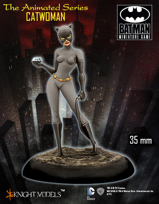Animated Series: Catwoman - Batman Miniature Game
