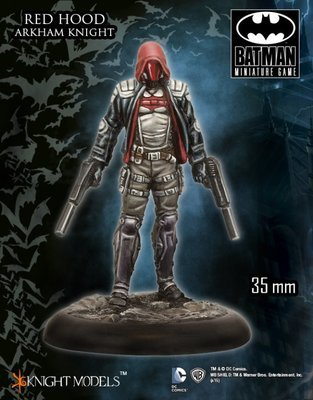 Red Hood (Arkham Knight) - Batman Miniature Game - Knight Models