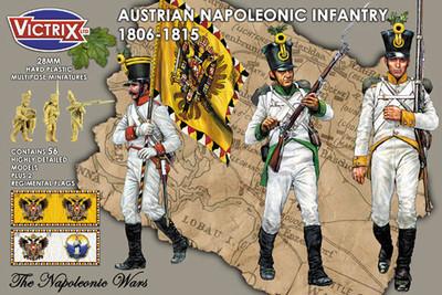 Austrian Napoleonic Infantry 1806-1815 - Victrix