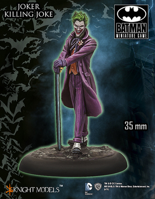 Joker (The Killing Joke) - Batman Miniature Game