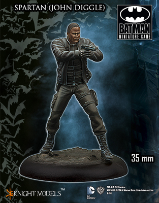 Diggle - Batman Miniature Game