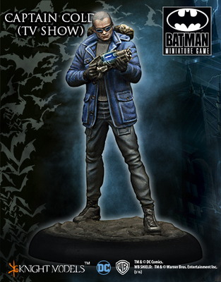 Captain Cold - Batman Miniature Game