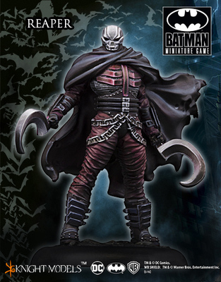 Reaper - Batman Miniature Game