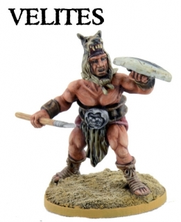 Velites Gladiator - JUGULA Figur (english)