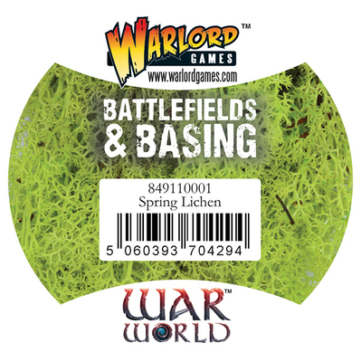 Warlord Spring Lichen (500ml) - Warlord Games