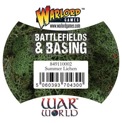 Warlord Summer Lichen (500ml) - Warlord Games