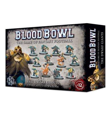 The Dwarf Giants - Blood Bowl - Games Workshop