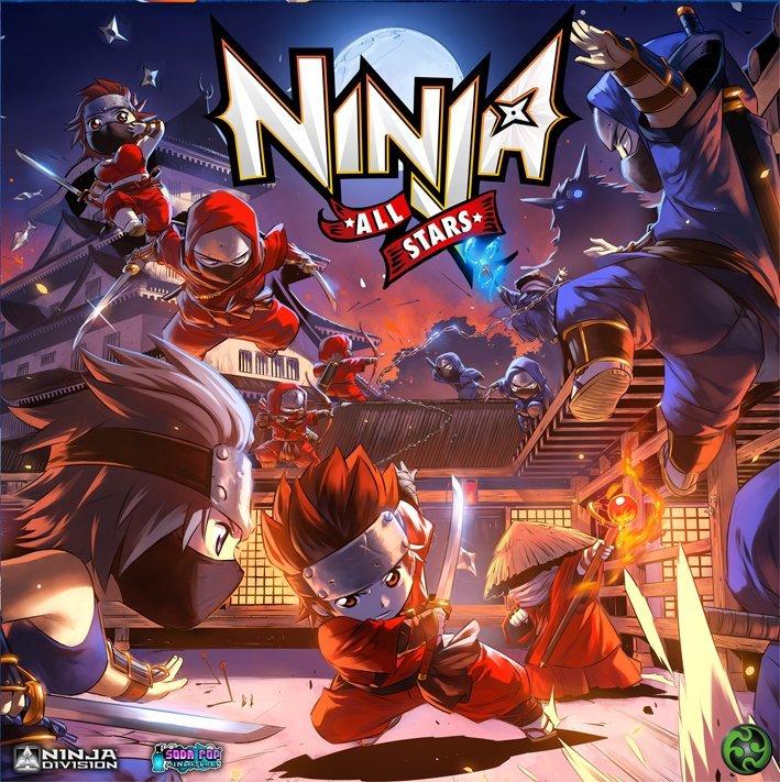 Ninja All-Stars - Grundspiel (Deutsch)