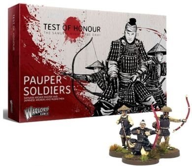 Test of Honour Pauper Soldiers - Warlord Games
