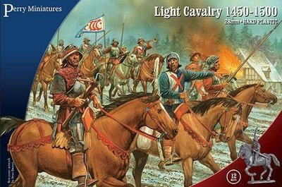 Wars of the Roses: Light Cavalry (1450-1500) - Perry Miniatures