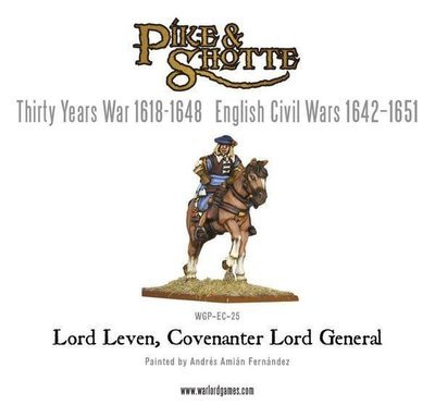 Lord Leven - Pike & Shotte - Warlord Games