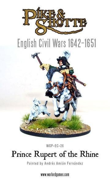 Prince Rupert - Pike & Shotte - Warlord Games