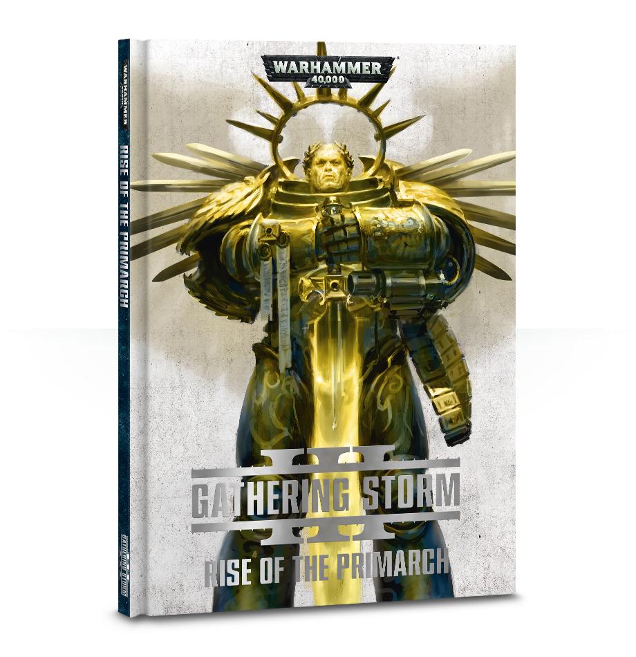 TRIUMVIRATE OF THE PRIMARCH - Warhammer 40.000 - Games Workshop 04040199079
