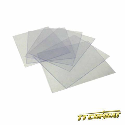 Window Glass (Plastik) - TTCombat