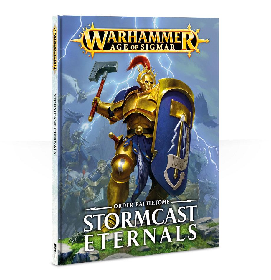 BATTLETOME: STORMCAST ETERNALS (SB) Deutsch - Warhammer Age of Sigmar - Games Workshop 04030218005
