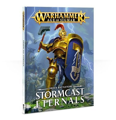 BATTLETOME: STORMCAST ETERNALS (SB) Deutsch - Warhammer Age of Sigmar - Games Workshop