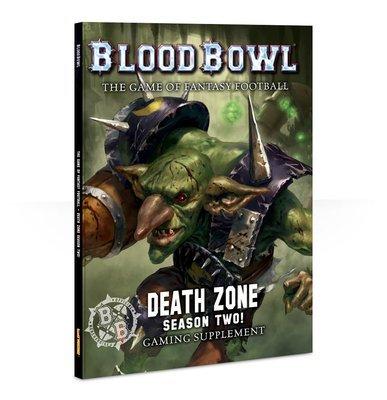 Blood Bowl Death Zone Season Two (Englisch) - Games Workshop