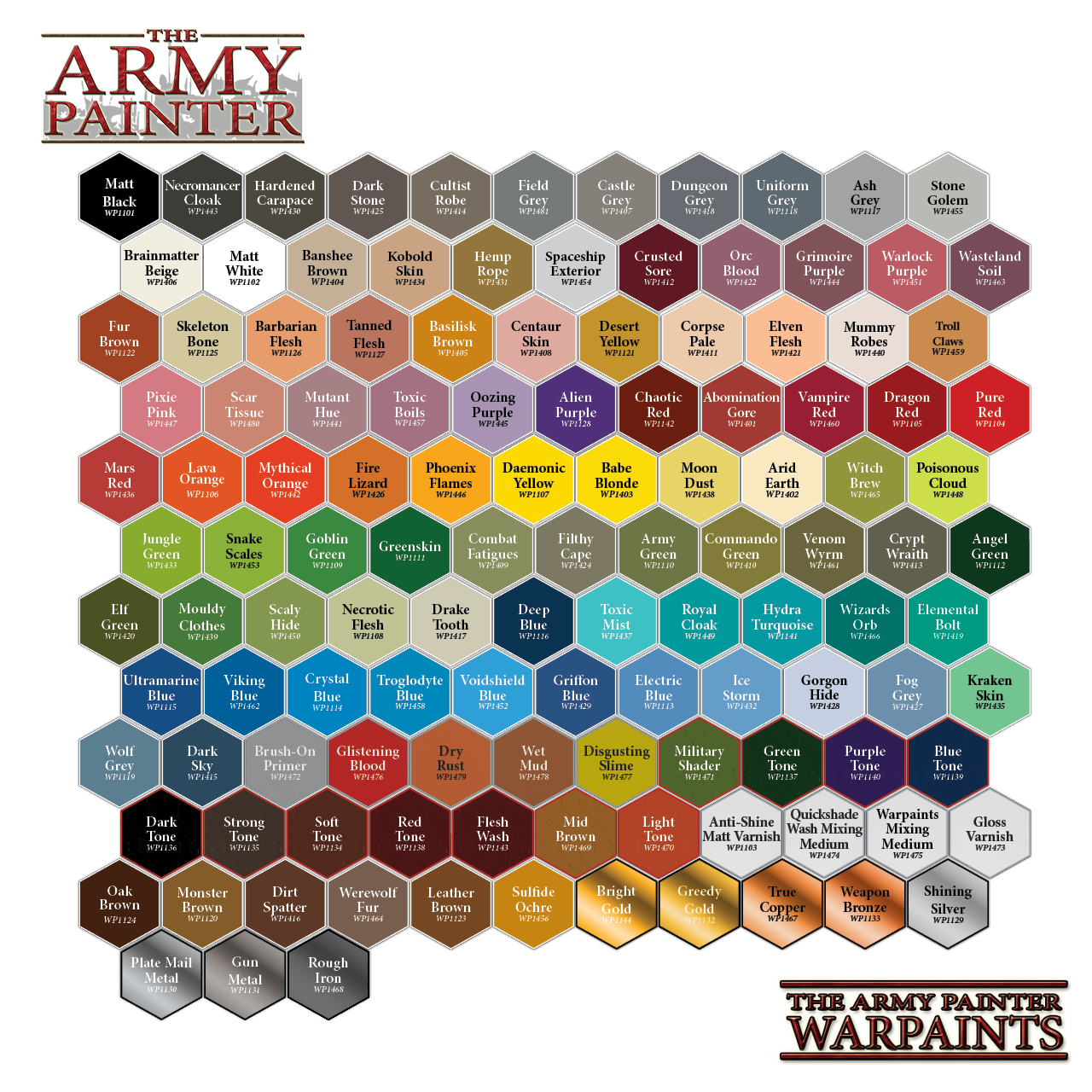 Babe Blonde - Army Painter Warpaints