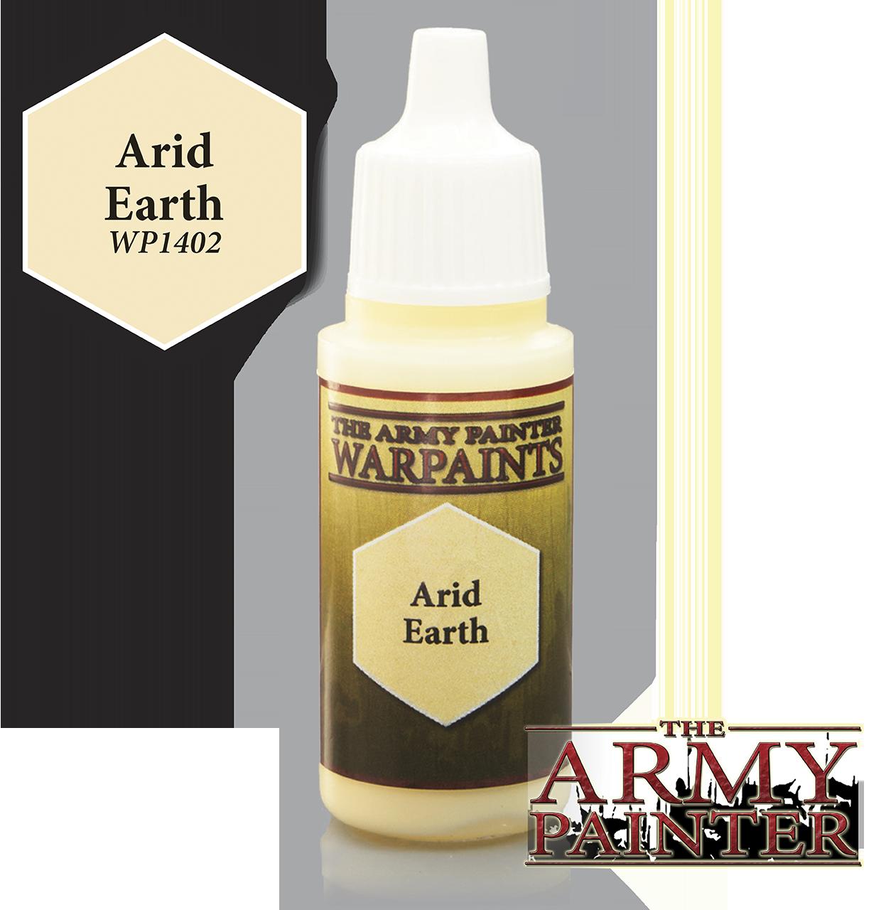 Arid Earth - Army Painter Warpaints WP1402